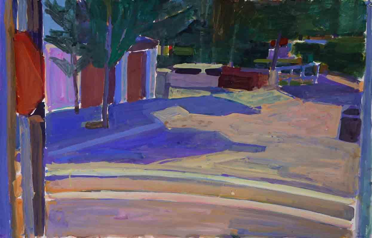 Studio View / With Crosswalk